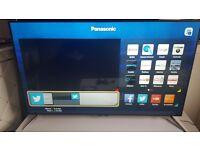 "PANASONIC 55"" Smart 4K ULTRA HD TV,built in Wifi,Freeview HD,NETFLIX"
