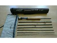 Airflo nan-tec journeyman travel fly rod