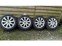 Range rover alloy wheels discovery volkswagon t5