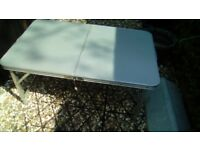 Low Folding Table