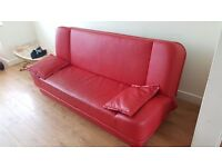 Sofa beds good condition