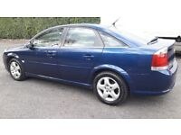 Vauxhall Vectra 58 reg Diesel tidy and economical