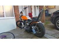 Harley Davidson sportstrr chopper