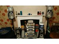 technics hifi/stereo surround sound sa-eh770