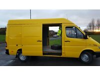 Mercedes-Benz Sprinter 313 CDI 2005 MWB High Roof Double sided sliding door