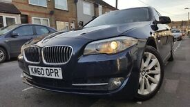 BMW 520D SE,FULL SERVICE HISTORY ,BIG SAT NAV,CREAM LEATHER