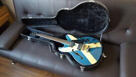 Custom Body Aria Pro II Electric Guitar