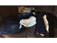Ladies clothes size 10-12