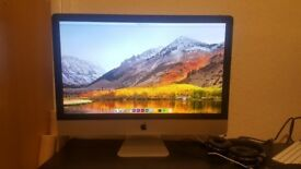 Apple iMac Retina 5k, 27-inch, Late 2015 (With Magic Keyboard & Magic Mouse)