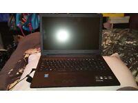 Lenovo laptop brand new