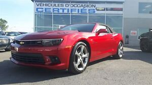 2014 Chevrolet Camaro 2SS, CUIR, SYSTEME BOSTON