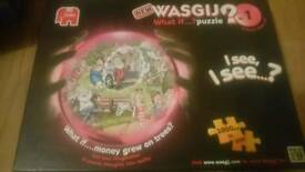 Jigsaws, Wasgij, 13, 9 like new