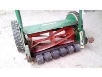 QUALCAST lawn grass mower / cutter