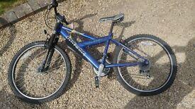 2x Raleigh Max Bikes