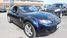 MAZDA MX-5 2.0 ICON 2d 160 BHP * QUALITY & BEST VALUE ASSURED * (blue) 2007