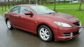 2008 Mazda 6 5dr.(New Model) .. mondeo accord Primera vectra passat