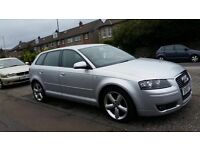 *** Audi A3 2.0 tdi 2007 1 owner from new swap px ***