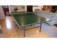 Butterfly Table Tennis Table. Ping Pong