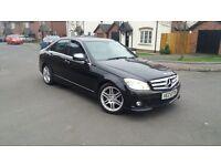 FINANCE warranty 07 c220 sport diesel . MAY PART EXCHANGE PX P/EX