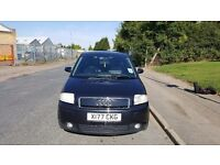 Audi A2 1.4 SE MUST GO BY SUNDAY!! WEEKEND OFFER!!