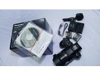 Panasonic LUMIX DMC-FZ1000 Digital Camera - Black & boxed in Excellent Condition