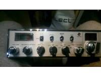 Cb radio and areal