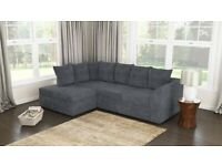 BRAND NEW DYLAN JUMBO CORD CORNER AND 3+2 SEATER SOFA AVAILABLE IN STOCK