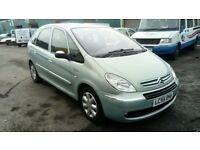 2005 55 CITROEN PICASO 2.0 HDI 12 MONTHS MOT WELL PRESENTED GREAT DRIVER £695