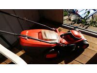 lawn mower electric Flymo Multimo 340