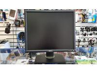 Dell 1901FP Monitor 19'' - VGA and DVI, 1280 x 1024 at 75 Hz