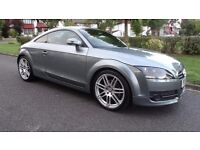 Audi TT 2.0 TFSI 3dr, FullGrey Leather Seats 2007 (57 reg), Coupe.