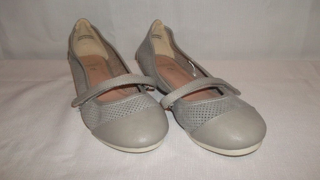 TU Sole Comfort Flat shoes size 7 By Sainsbury's