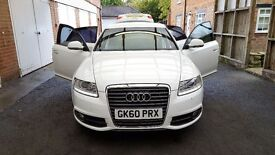 AUDI A6,S LINE,2010,SEMI-AUTOMATIC,SPECIAL EDITION ,177 BHP,HPI CLEAR