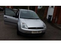 Ford fiesta 12months mot central lock cheap on fuel and taxt