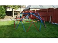 Dome Steel garden outdoor Climbing Frame Childrens birmingham,sheldon B26