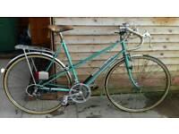 Vintage Raleigh Silhouette Bike