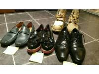 Aldo/next/dexter/pierre cardien Shoes different types and brands used and new very good condition