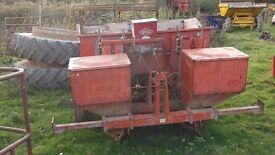 Ransomes Faun 2 Row Potato Planter