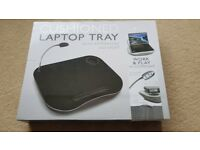 Cushioned Laptop Tray - BRAND NEW IN BOX