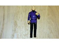 Lex Luthor Action Figure With Button Activated Power-Punch