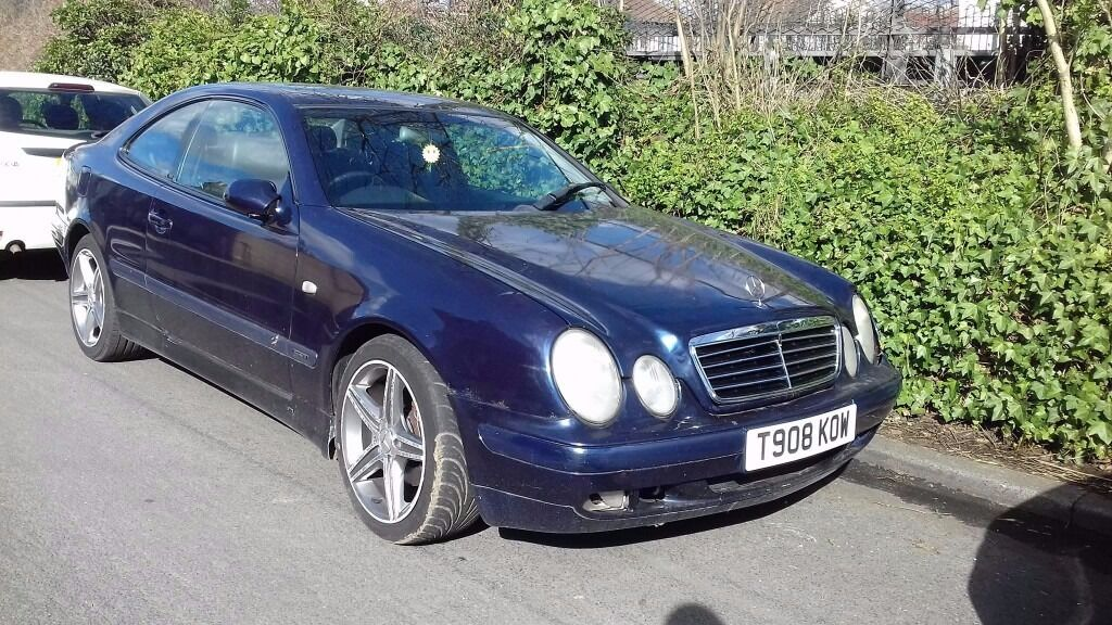 mercedes clk 200 coupe amg series in feltham london. Black Bedroom Furniture Sets. Home Design Ideas