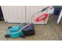 Lawn Mower Bosch Rotack 320c BARGAIN