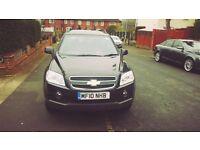 Chevrolet Captiva 2.0 VCDi LT FWD * GREAT FAMILY CAR* REVERSING SENSORS * 5dr