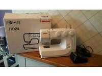 Janome sewing machine J1024