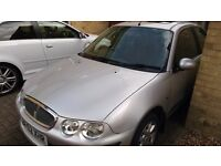 Rover 25 , 2 litre turbo diesel