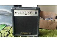 USED ELEVATION EG - 10J GUITAR AMP GOOD CONDITION