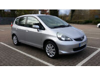 2007 Honda Jazz 1.4 i-DSI SE Automatic (CVT-7) 5dr with FSH -9 Services, Only 1 Lady owner