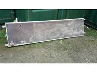 Scafholding floor board