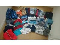 Boys clothing bundle
