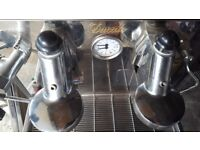 Ducale cafe machine